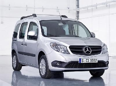 Group F - Mercedes Citan 5 Pax Family