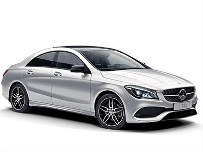 Group K - Mercedes CLA Automatic