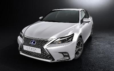 Group K - Lexus CT Hybrid Automatic